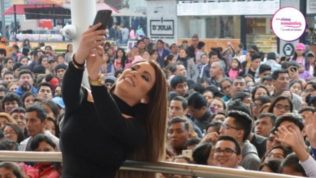 El Dúo Idéntico, el elenco de Mujercitas y Melissa García cautivaron el cono norte