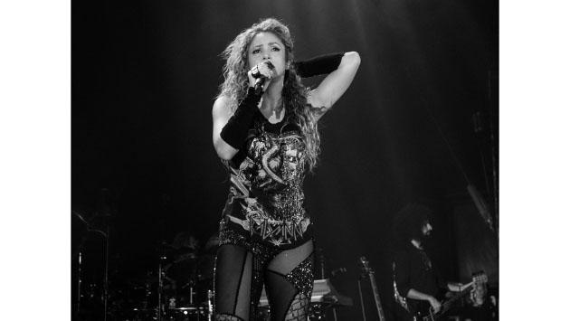 El escenario único que tendrá Shakira en su concierto en Líbano