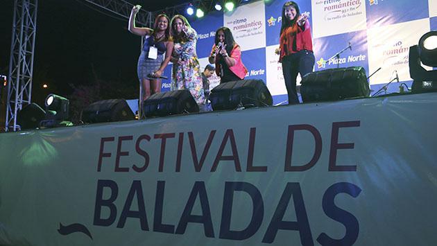 ¡El Festival de Baladas de Ritmo Romántica fue todo un éxito!