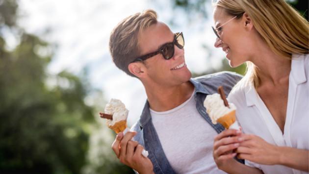 ¿El helado produce mayor deseo sexual?