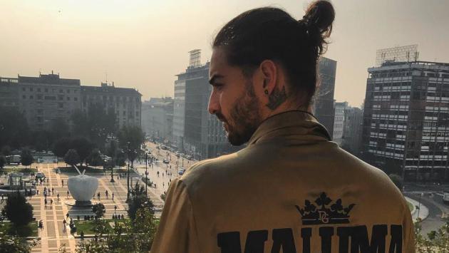 Maluma enloquece a fans con cambio de look