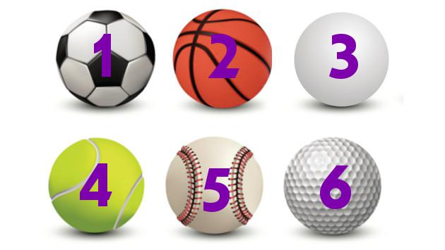 El test de las pelotas