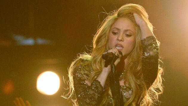 Mira el tierno video de Shakira junto a su padre