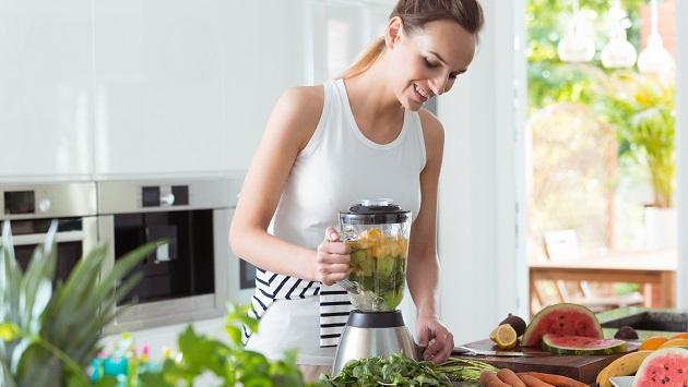 Dieta detox sin que falten nutrientes