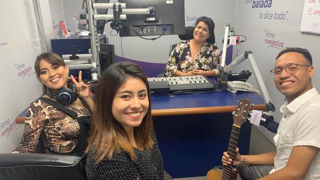 ¡En exclusiva! Disfruta de las canciones acústicas que Amy Gutiérrez grabó para Ritmo Romántica
