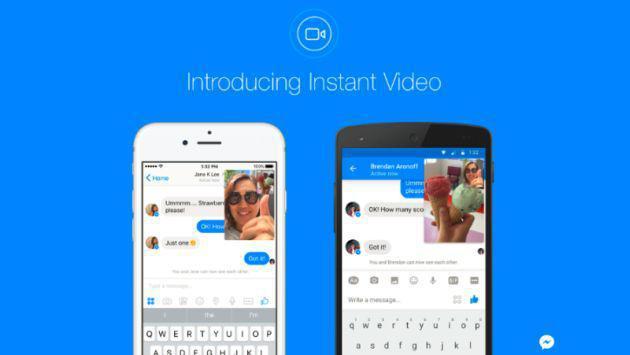 ¡Entérate aquí la nueva actualización de Facebook Messenger! ¡Te encantará! (VIDEO)