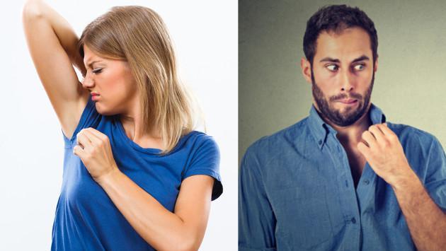 Errores que cometes al usar el desodorante