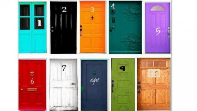 ¡Escoge la puerta que más te gusta y descubre lo que tiene para ti!