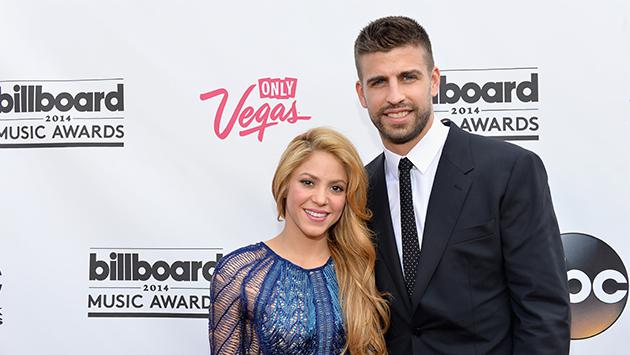 Gerard Piqué nombra su canción favorita de Shakira