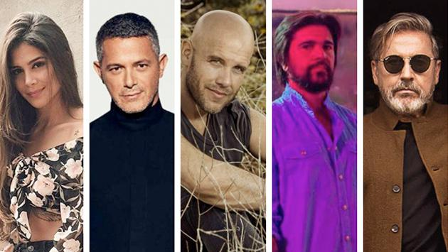 Esta es la lista completa de los nominados a los Grammy Latinos 2019