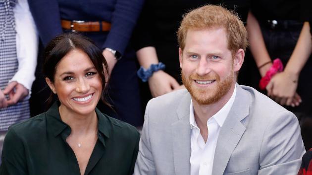 El Príncipe Harry y Meghan Markle esperan su primer hijo