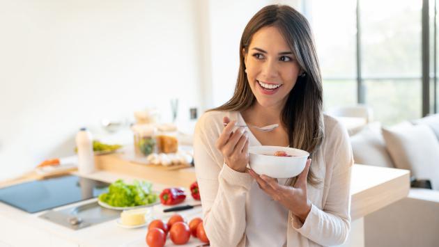 Estos alimentos integrales son más efectivos que los suplementos