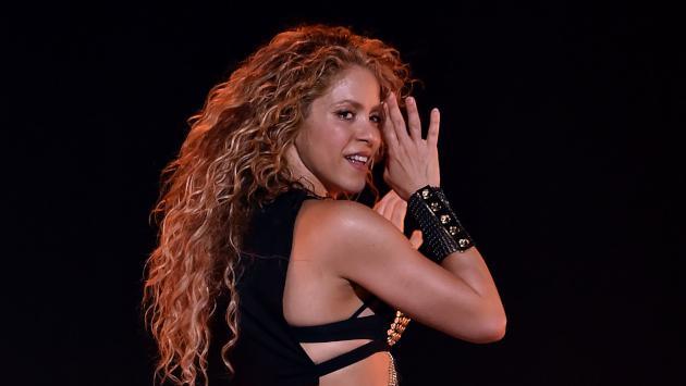 Mira a Shakira practicando este deporte acuático