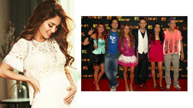 Exintegrantes de RBD felicitan a Anahí por su embarazo