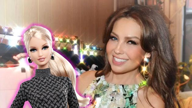 ¿Existe la 'Barbie Thalía'?