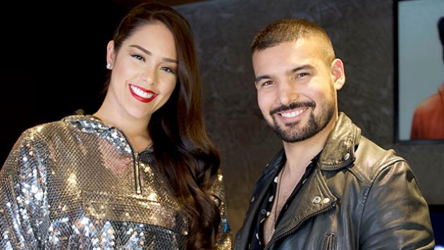 """Ezio Oliva y Karen Schwarz conducirán premios """"Monitor Latino"""""""