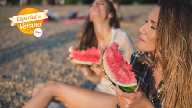 Frutas para lograr el bronceado perfecto