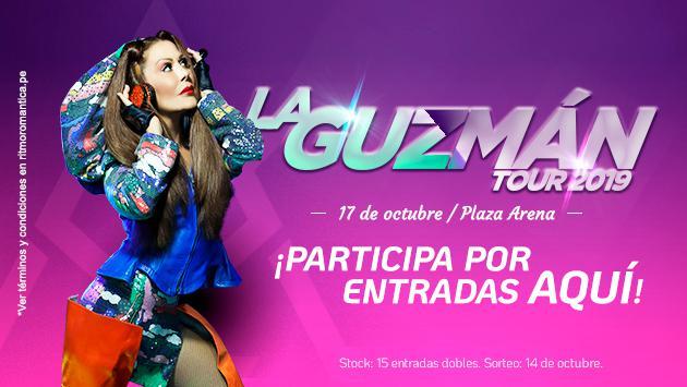 Gana entradas dobles para el concierto de Alejandra Guzmán 'La Guzman Tour 2019'