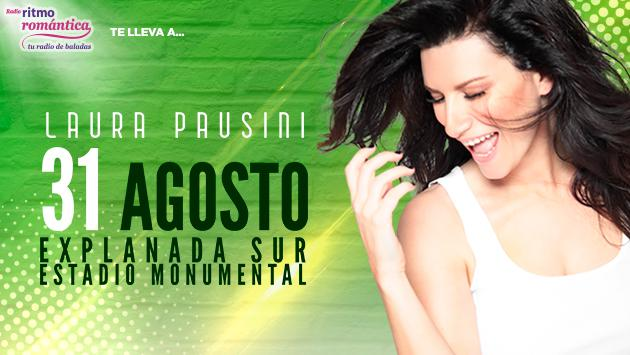 ¡Ellos ganaron entradas dobles para el concierto de Laura Pausini en Lima!