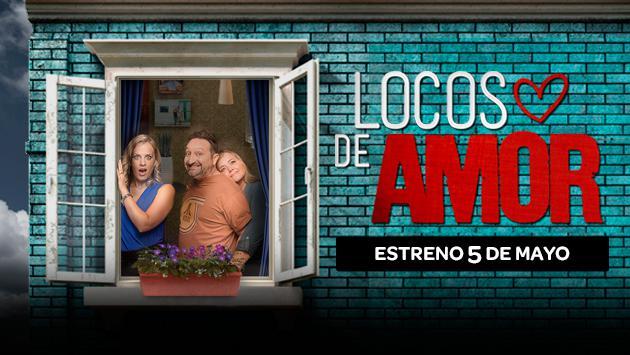 Gana entradas para el avant premiere de la película 'Locos de Amor'