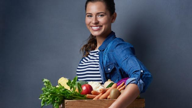 Gana músculos con esta dieta vegana