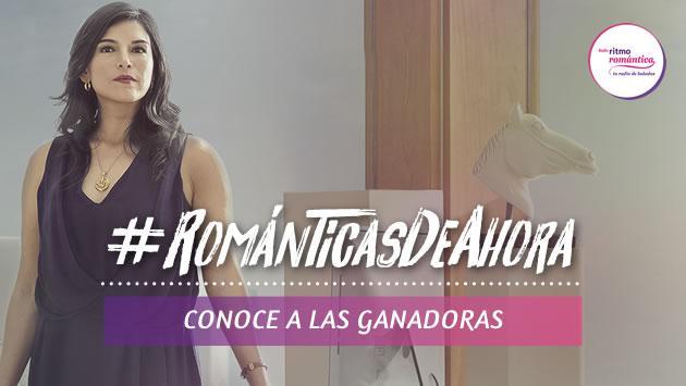 Ganadores concurso #RománticasDeAhora