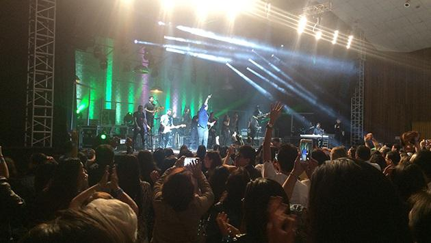 GianMarco enamoró a sus fans con concierto en Lima (FOTOS Y VIDEOS)