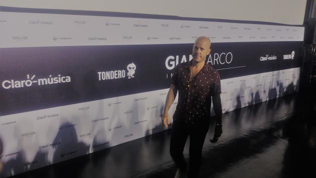 Gianmarco estrenó el video oficial de 'Sácala a bailar'