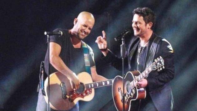 GianMarco recordó la vez que canto con Alejandro Sanz en Lima