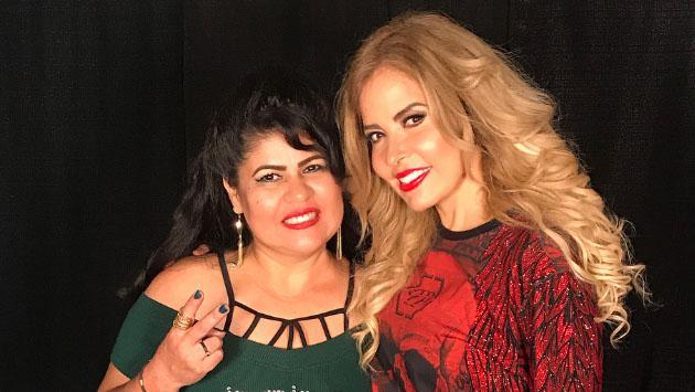 Gloria Trevi recaudó increíble suma para Puerto Rico con solo tomarse fotos