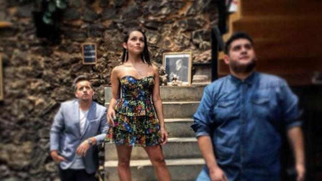 Grupo Matisse posó para portada de revista mexicana
