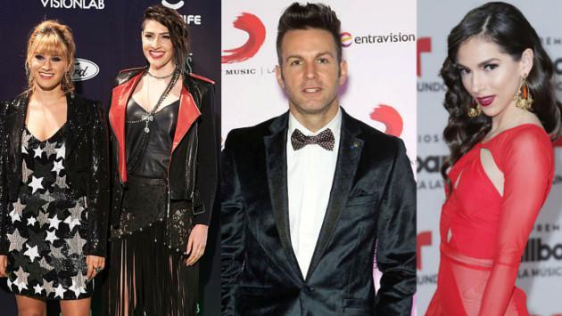 Ha*Ash, Axel y Paty Cantú harán vibrar Lima con romántico concierto