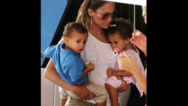 Hasta Jennifer Lopez se sorprende por cuánto han crecido sus mellizos
