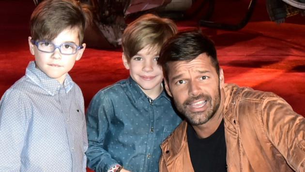 Hijo de Ricky Martin escribió emotiva carta y se viralizó