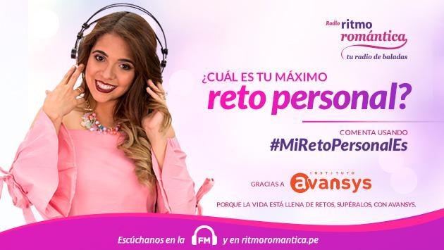 Hoy en 'Cómplice' con Sandra Muente:#MiRetoPersonalEs