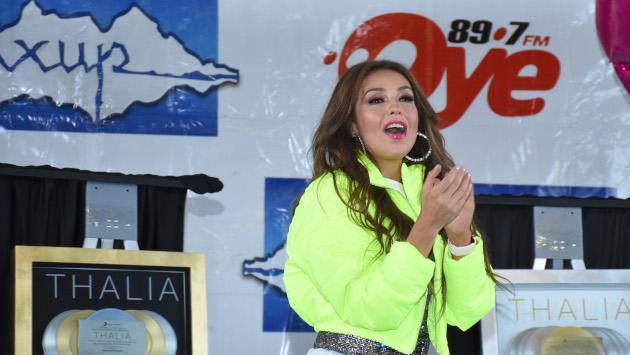 ¡Hoy es el día de Thalía!