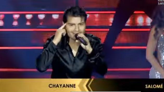 Imitador de Chayanne enloqueció 'Yo soy' con su interpretación de 'Salomé'