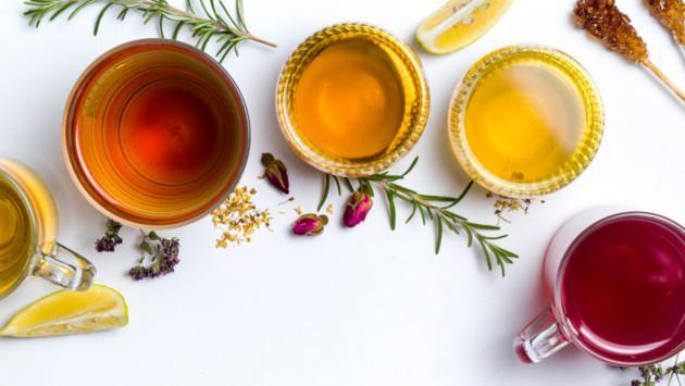 Infusiones herbales ideales para problemas digestivos