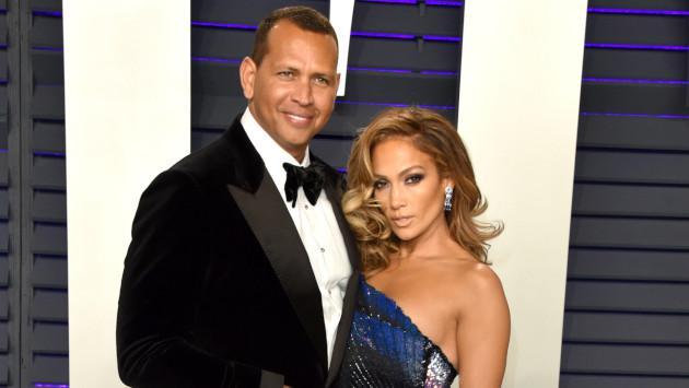 Jennifer Lopez se comprometió con Alex Rodríguez