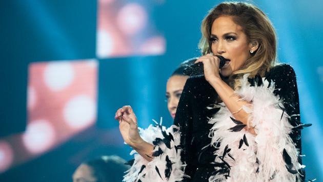 Jennifer Lopez sorprendió en los Grammy con tributo a los clásicos Motown