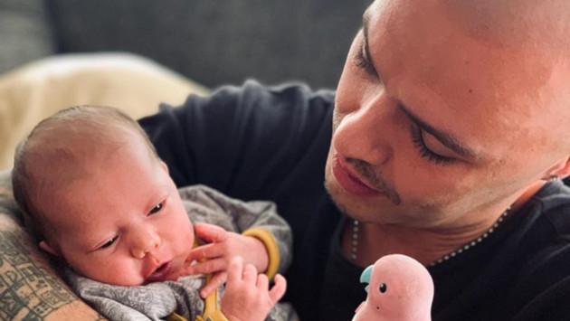 Jesse, del dúo Jesse y Joy, desborda amor por su sobrina Noah