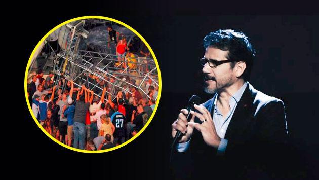 Jesús Adrián Romero habla tras su supuesto accidente fatal
