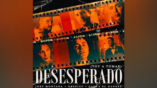 Joey Montana, Greeicy y Cali & el Dandee se unen para lanzar el nuevo sencillo 'Desesperado'