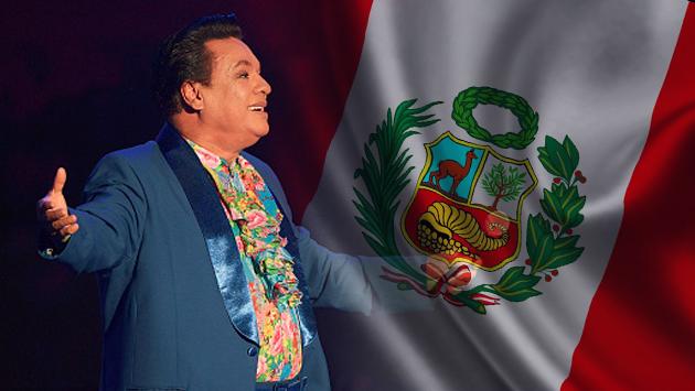 Juan Gabriel murió, pero nos dejó esta hermosa canción dedicada al Perú [VIDEO]