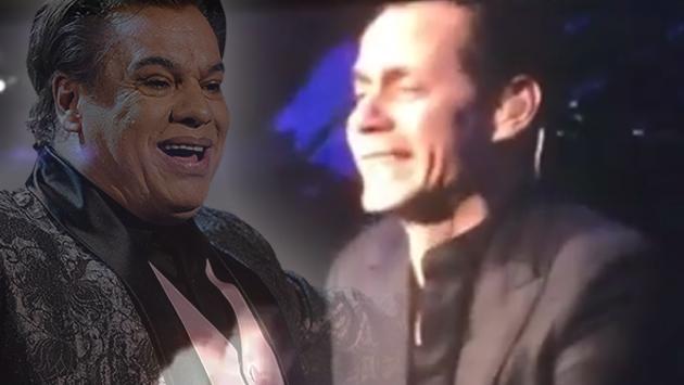 Juan Gabriel murió y así fue como Marc Anthony lo recordó en concierto [VIDEO]