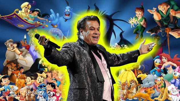 ¿Juan Gabriel poniéndole música a las películas de Disney? Sonaría así [VIDEO]