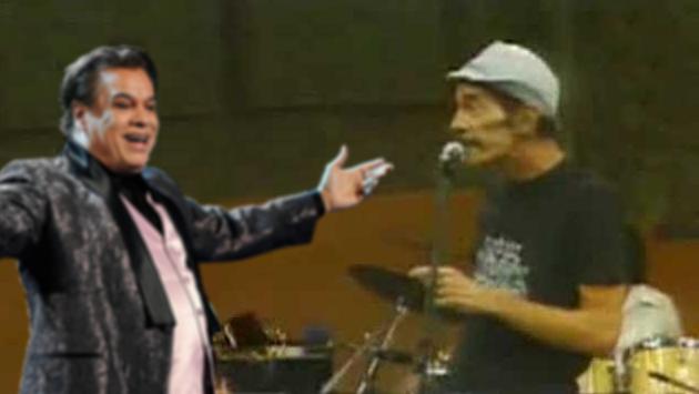 Juan Gabriel y Don Ramón juntos. ¿El mejor dúo de todos? [VIDEO]