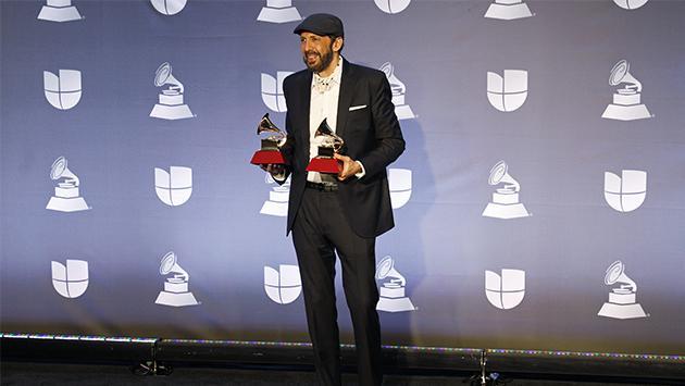 Juan Luis Guerra: 'Literal' se ha convertido en uno de los álbumes más premiados de la música latina