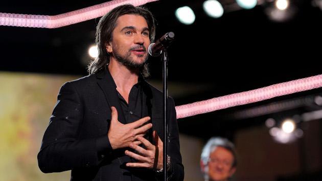 Juanes fue condecorado como Persona del Año por los Latin Grammy