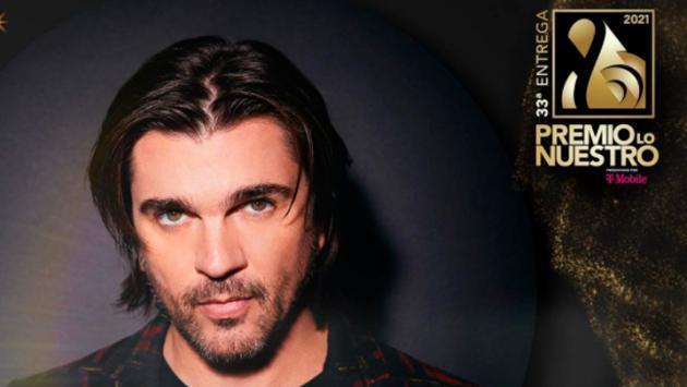 Juanes recibe 6 nominaciones a Premio Lo Nuestro